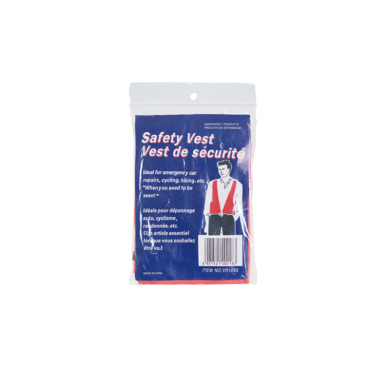 disposable pvc vest