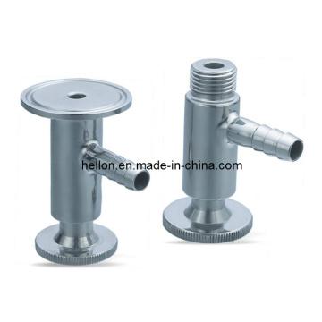 Sanitary Stainless Steel Sample Valve