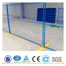 Anping alta qualidade galvanizado cerca temporária ISO9001 fábrica