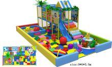 Xiamen Funny Toys Children Indoor Playground For Kids Soft Plays