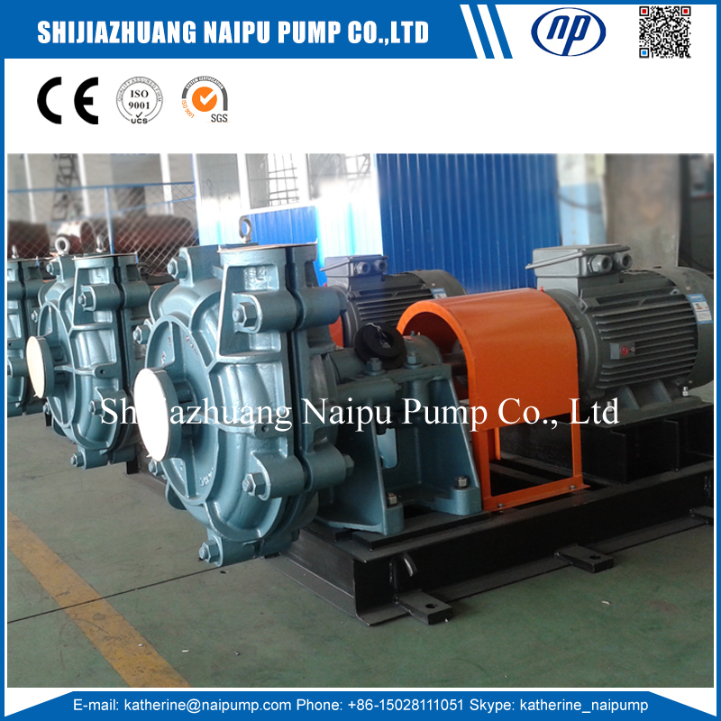 3 2 Dhh Slurry Pump