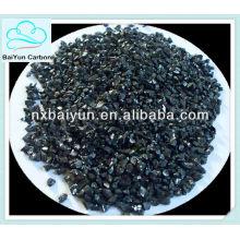 additif au carbone à faible teneur en soufre pour la fabrication de l'acier