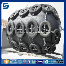 anti-aging marine fender /pneumatic Yokohama type rubber boat fender supplier in China