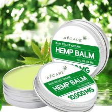 Hemp Oil Extract Hemp Cbd Cream New Skin Revitalizer Effectively Nourish Hydrating Hemp Oil Cream OEM