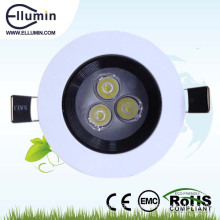 waterproof led bathroom ceiling light 3w dimmable