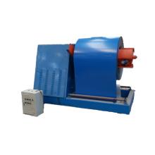Galvanized coil material  decoiler