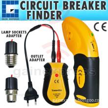 Automatic Circuit Breaker Finder Receiver Transmitter Fuse 110V & 220V