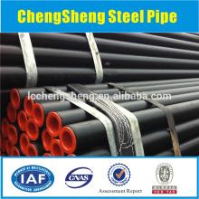 ASTM A53 B nahtloses Stahlrohr beste Qualität für Gasleitung, Kesselrohr