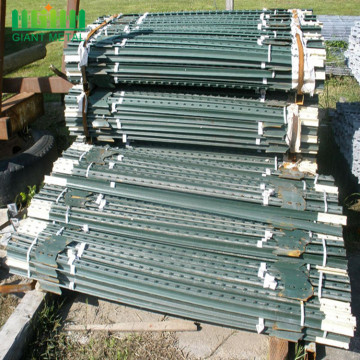 Best Price Galvanized Steel Fence T Post Wholesale