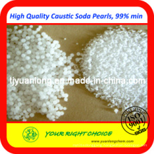 Caustic Soda Pearls 99% by SGS Certificated (YL-02)
