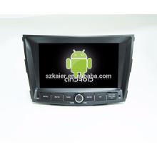 8 дюймовый сенсорный экран автомобиля GPS навигация для андроид Тиволи радио 6.0 плеер
