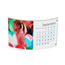 Quadro de calendário acrílico moderno para venda 4 X 6