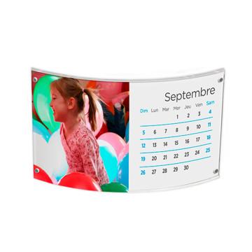 Cadre de calendrier acrylique moderne à vendre 4 X 6