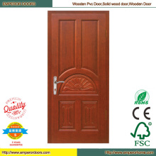 Decoration Wood Door Composite Wood Door Lowest Wood Door