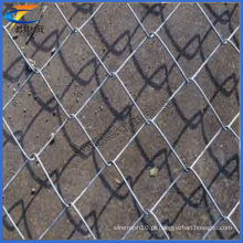 9 Gauge Galvanizado Chain Link Mesh (Fábrica Direta)