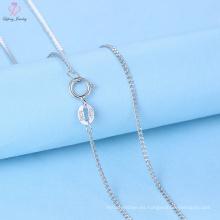 Cadena de plata esterlina del diseño 925 del estilo de la moda para las mujeres