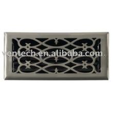 rejilla de piso de aire de ventilación