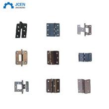 Custom various metal corner cabinet door hinges