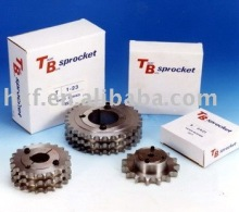BTL taper bore sprocket of standard series