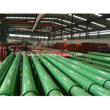 Dn100 3m 4mm Concrete Pump Delivery Pipe