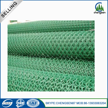 2X1X1 PVC coating Hexagonal Gabion Basket
