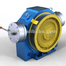 1000kg 2.5m / s ímã permanente síncrono motor de elevador Gearless