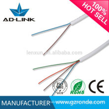 Flat and Round data communication cable indoor/outdoor