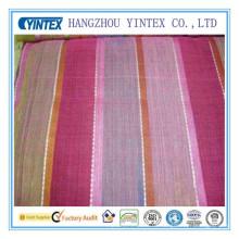 Textiles de forhome de la tela de algodón del proveedor de China