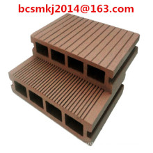Eco-Friendly WPC Outdoor Decoration Decking