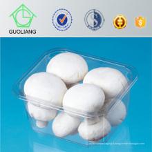 Les petits plats en plastique jetables de portion de nourriture d'industrie alimentaire d'emballage en gros bon marché