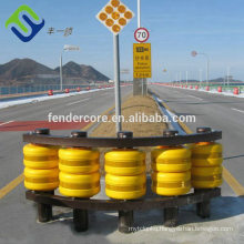 Factory sell Road EVA roller barrier