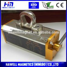 100Kg 300Kg 500Kg 600Kg levantador magnético do levantador do ímã da placa de aço 1000kg