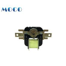 Top quality single phase freezer fan motor 220v