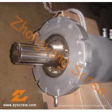 Barillet de vis planétaire d'ABS de PA de HDPE de PVC de pp pour la machine d'extrudeuse