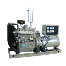 machinery diesel engine generator with 37kw 50hp electric motor