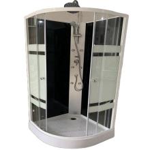 Puertas corredizas Cuarto de ducha Vidrio de seda