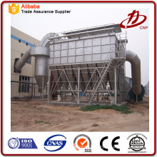 Baghouse dust removing system filter