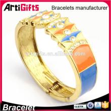 Дамы модный новый золотой браслет конструкции ювелирных изделий браслет