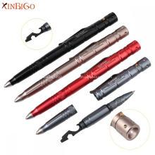 Многофункциональная тактическая ручка с фонариком