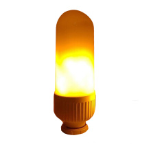 3w 9w WINTER cozy house  holiday decoration E27 B22 energy saving led flame bulb