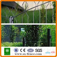 clôture de jardinage vert