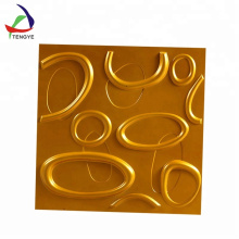 Neues Design Vacuform Thermoform Plastic 3d Wall Panel