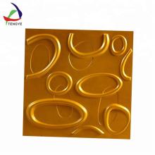 El nuevo panel de pared plástico 3d de Vacuform Thermoform del diseño