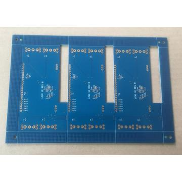 Multilayer PCB, Blue Solder Mask, ENIG finishing