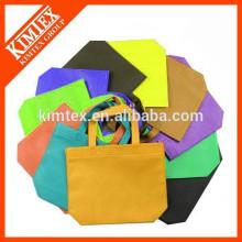 Promotion sac à dos pliable non tissé en coton