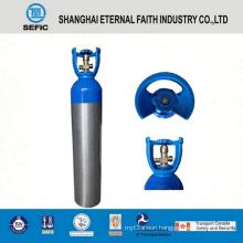 10L High Pressure Aluminum Gas Cylinder (LWH180-10-15)