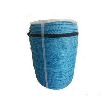 China Top 10 for Winch Rope Thimble Loop Both Ends Trailer Winch Rope supply to Mali Manufacturers