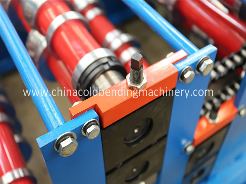 roller for sheet forming machine