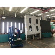 Steel materials vertical glass washing machine