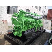 Industrial Generators Coal Gas/Semi-Coke Gas Generator Lvhuan 400kw Used in Steel Plant
